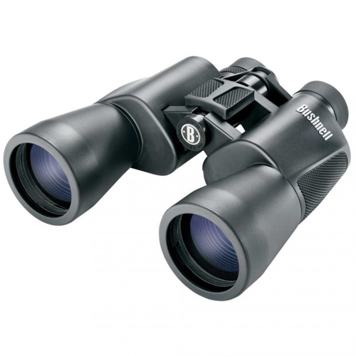 Powerview Porro Prism 10x50mm Binoculars - Black