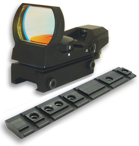 10/22 Combo #3 - AIM Tactical Reflex Sight + Rail Mount