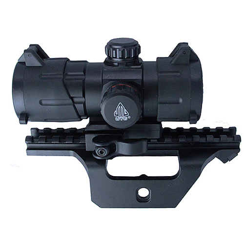 M1A Combo #11 - UTG 38mm Red Dot Sight + Low Profile Mount