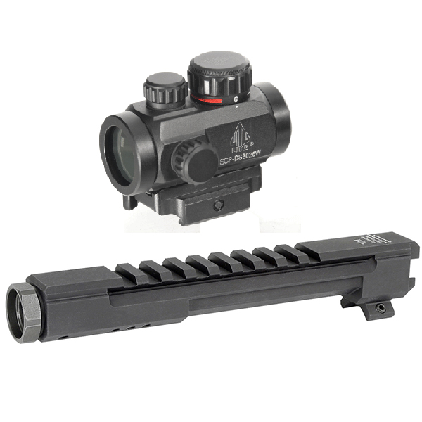 AK Combo #20 - UTG Micro Red Dot Sight + MI Gas Tube Scope Mount
