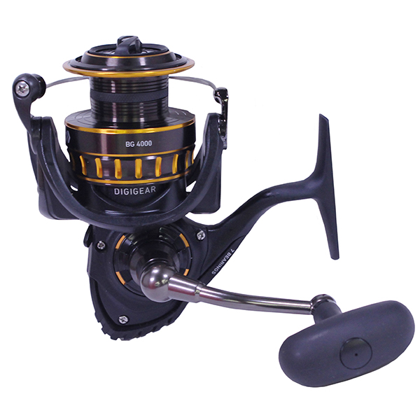 Daiwa BG 4000 Saltwater Fishing Spinning Reel 5.7:1 / BG4000