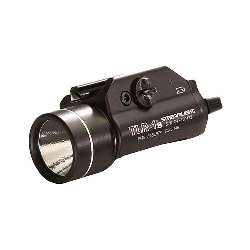 Streamlight TLR-1 Strobe 300 Lumens Gun Flashlight