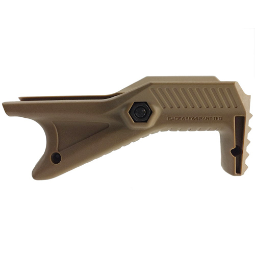 STRIKE Industries Cobra FDE Fore Grip Fits Picatinny Rails