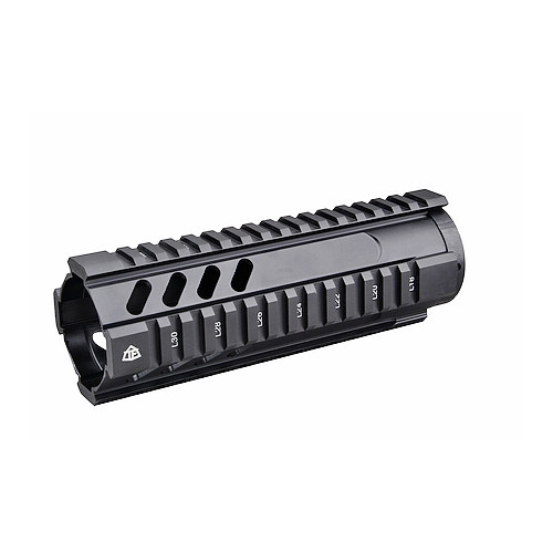 "Trinity Free Float AR15 Quad Rail Carbine Length 7"" Handguard"