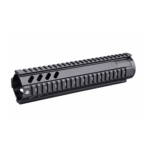 Trinity Free Float AR15 Quad Rail Handguard Mid Length 10""