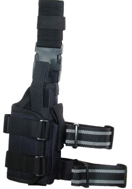 UTG Drop Leg Holster Fits Pistols w/ Tac Lights