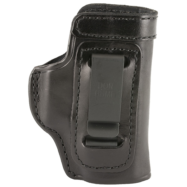 DON HUME Leather IWB Concealed Carry GLOCK G43 Holster