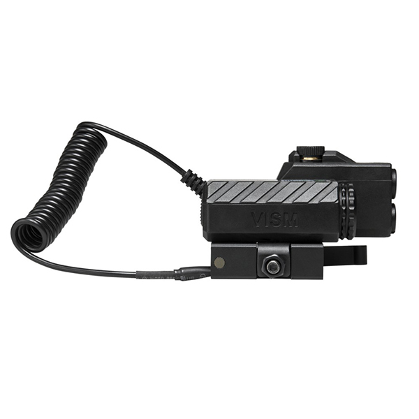 VISM Offset Green Laser Sight w/ QD Mount + LED NAV Light