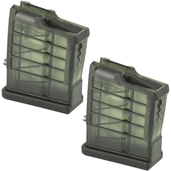 2 Pack - H&k OEM Factory .308 10rd MR762 Magazine