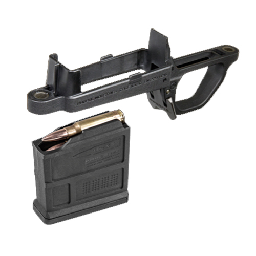 MAGPUL Magazine Well + 5rd Detachable Mag For Remington 700