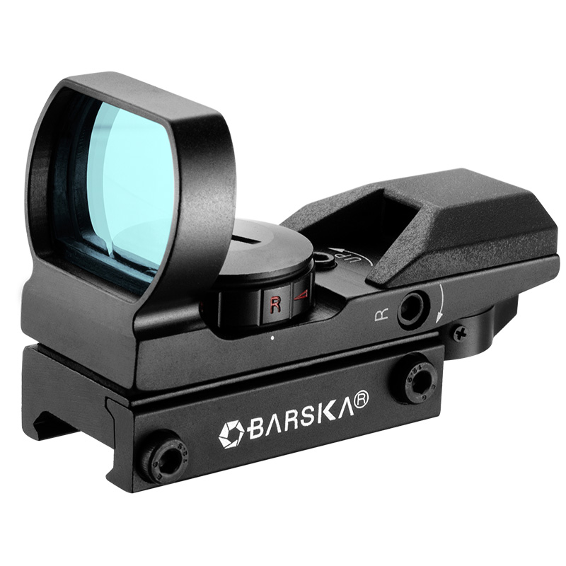 Barska Multi-Reticle Green and Red Electro Sight