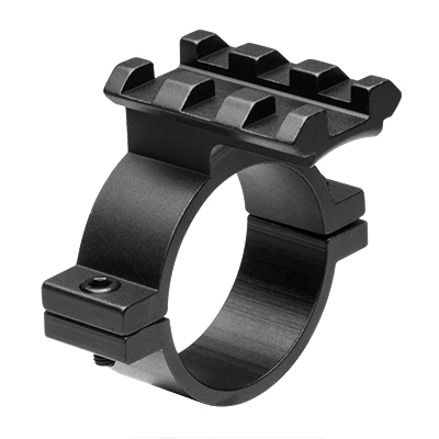 NcStar 30mm Scope Rings with Weaver Base Adapter / MRD30