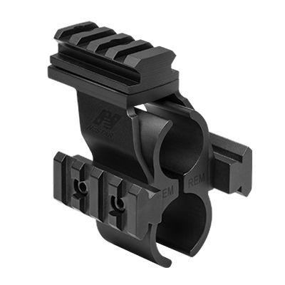 Barrel Mount w/ Accessory Rails fits Remington 870