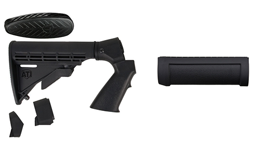 ATI Tactical M4 Style Stock With Rubber Buttpad And Handguard