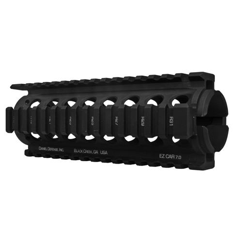 Daniel Defense EZ Rail 7.0 Length AR15 Carbine Forend