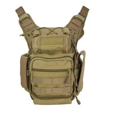 VISM by NcStar First Responders Utility Bag