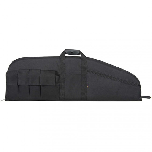 "ALLEN Tactical Black 46"" Rifle Case With 6 Mag Pouches"
