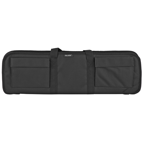 "BULLDOG Black 29"" Tactical Shotgun Case fits Mossberg Shockwave"