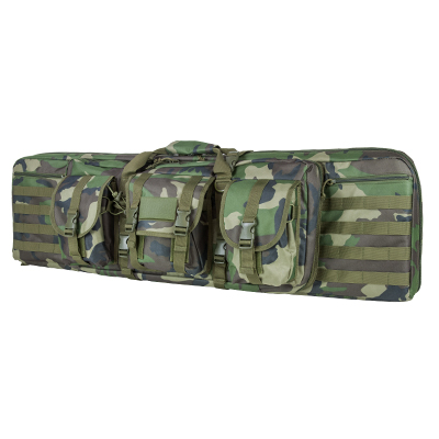 NcStar Double Carbine Rifle Case - Available in Multiple Colors