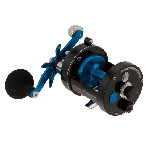 Ambassadeur Blue Yonder Baitcast Reel BY-7000, 5.3:1 Gear Ratio