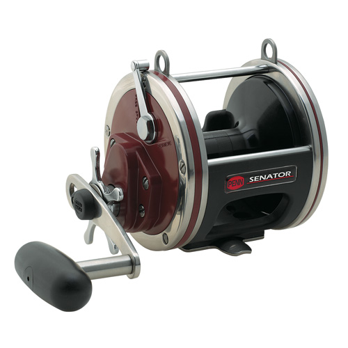 Penn Senator Special Reel 114H2 6/0 High Speed