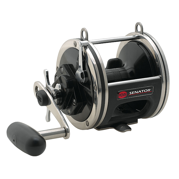 Penn Senator 115 Star Drag Conventional Fishing Reel / 115L2
