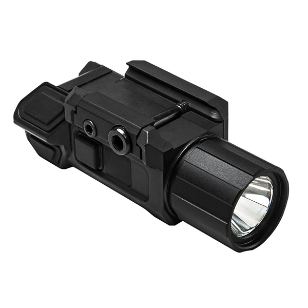 VISM Tactical 200 Lumen LED Weapon Light for Full Size Pistols