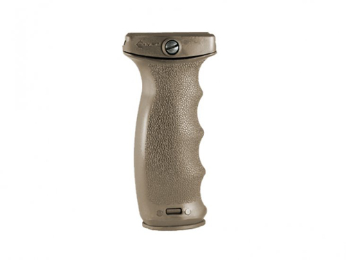 Made in USA - MFT Dark Earth Tactical Vertical Forend Grip