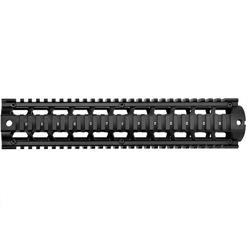"Barska 12"" Rifle Length AR15 Tactical Quad Rail Handguard"