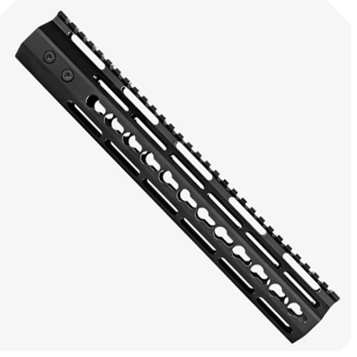"Trinity Force ECHO AR15 KeyMod Handguard 7"" 10"" 12"" 15"" Length"
