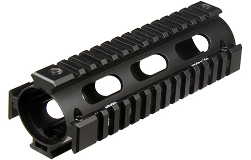 Made in USA - UTG PRO AR15 Carbine Length Quad Rail System