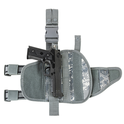 Drop Leg Holster Pancake Style - Available Multiple Colors
