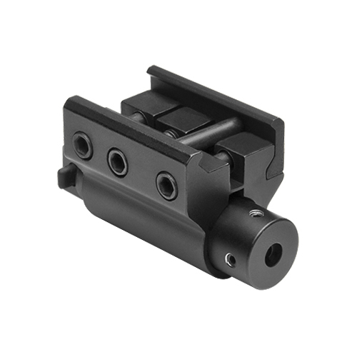 NcStar Adjustable Red Laser Aiming Sight with Picatinny Mount