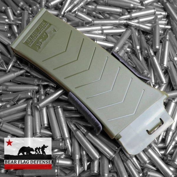Bear Flag Defense BF-10 Magazine Loader for Featureless Rifles