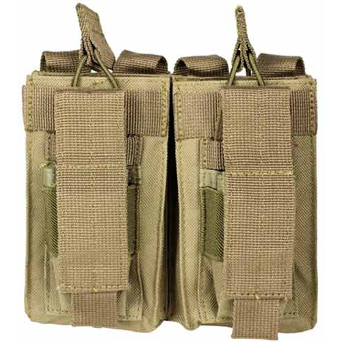 NcStar Tactical 2 Pocket AR15 M4 MOLLE Rifle Magazine Pouches