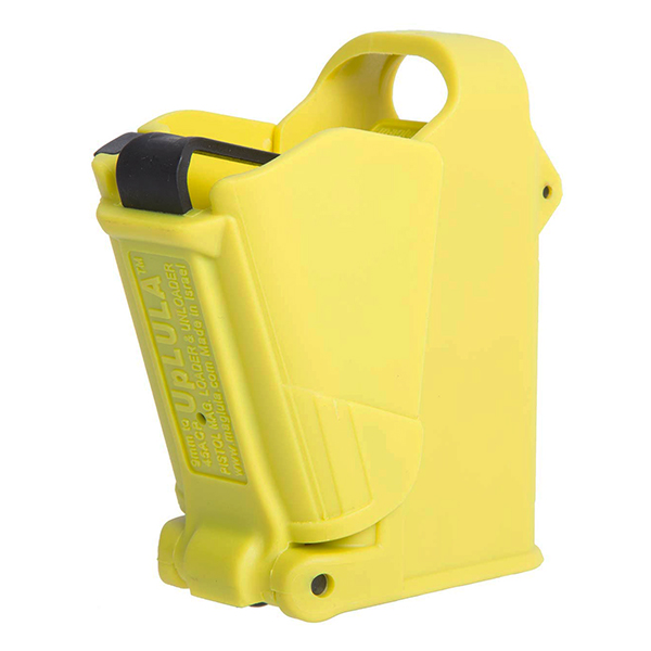 MagLULA UpLULA Yellow Pistol Magazine Loader .380 9mm .40 .45