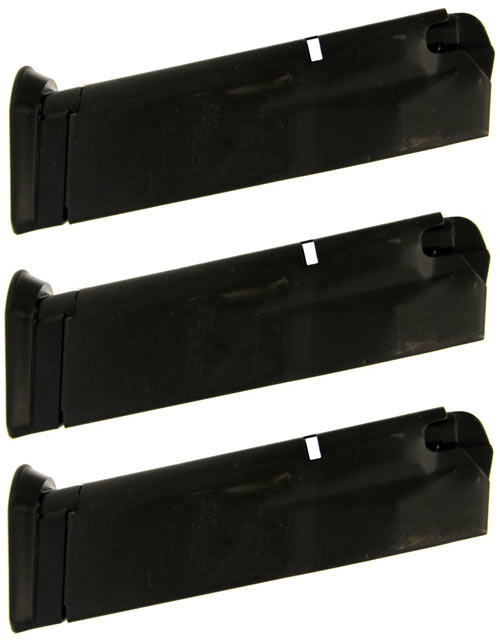 3 Pack Factory SIG SAUER P229 10rd .357 .40 Cal Magazine