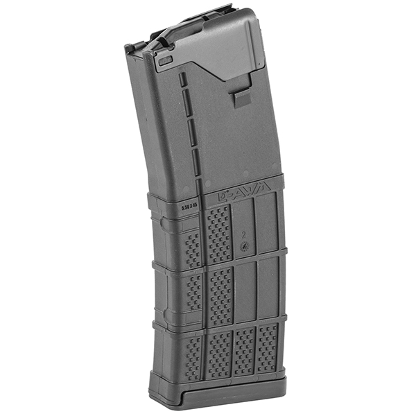 LANCER War Fighter L5AWM Steel Lips 30rd 5.56 AR15 Magazine