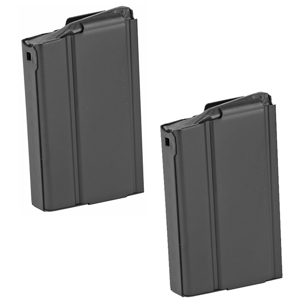 2 Pack - Springfield Armory OEM 15rd Steel M1A M14 Magazines