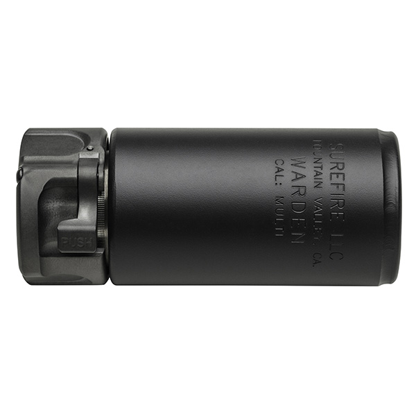 SureFire Warden Blast Regulator 5.56MM and 7.62MM / WARDEN-BK