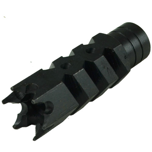 AR15 M4 Threaded Compensator w/ Intimidator Tactical Front End