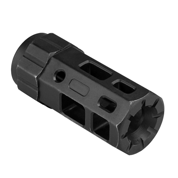 VISM Steel Muzzle Brake Recoil Comp for 9mm Ruger PC Carbine