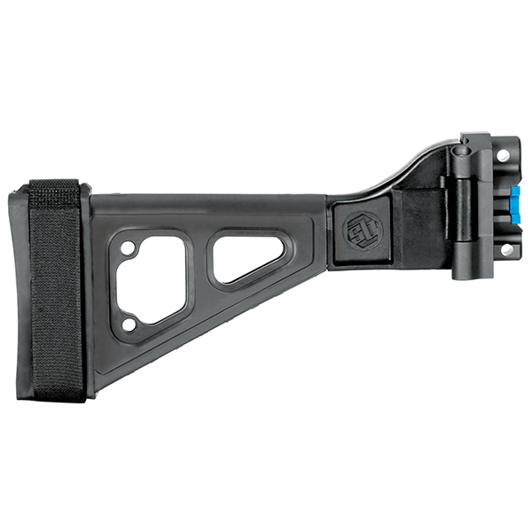 SB-Tactical Black Stabilizing Brace for Hk MP5k SP89 SP5K Pistol
