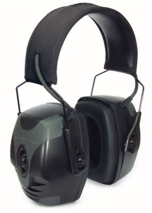 Howard Leight Impact Pro Electronic Hearing Protection Earmuffs