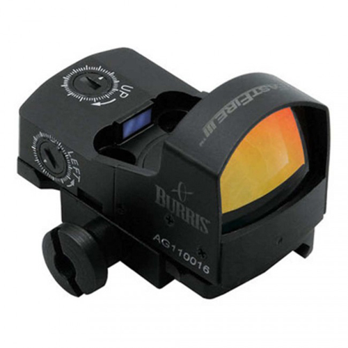 Fastfire III with Picatinny Mount - 3 MOA Red Dot Reflex Sight