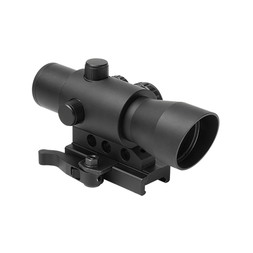 NcStar 1x32 Mark III 4 Reticle Red Dot Tactical Sight / DMRK132A