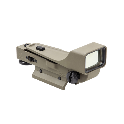 NcStar Gen 2 Red Dot Sight Tan Powder Coated Body / DPTV2