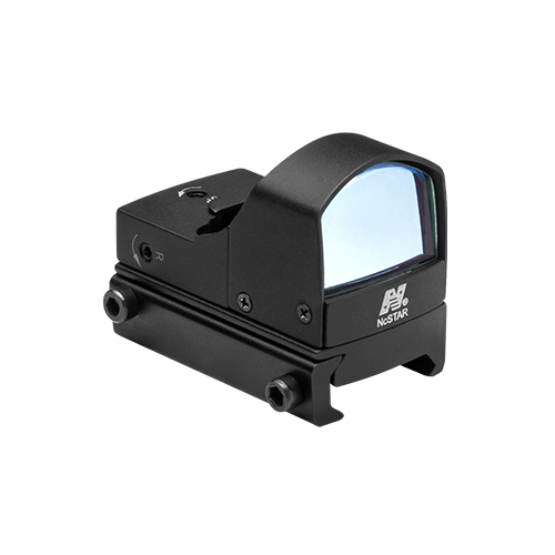 NcStar Tactical Compact Blue Micro Dot Sight w/ Mount / DDABL