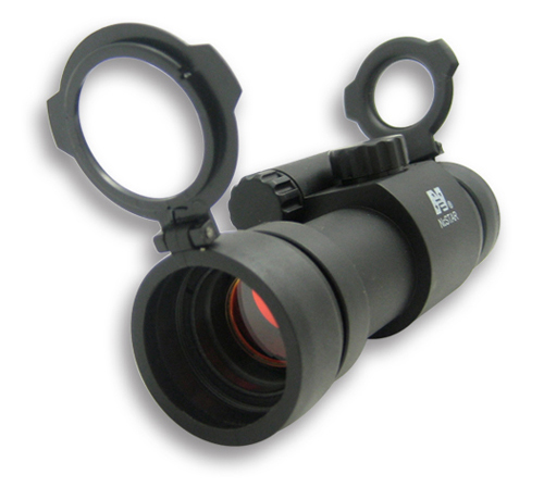 NcStar Polymer Red Dot Scope For Weaver Rails