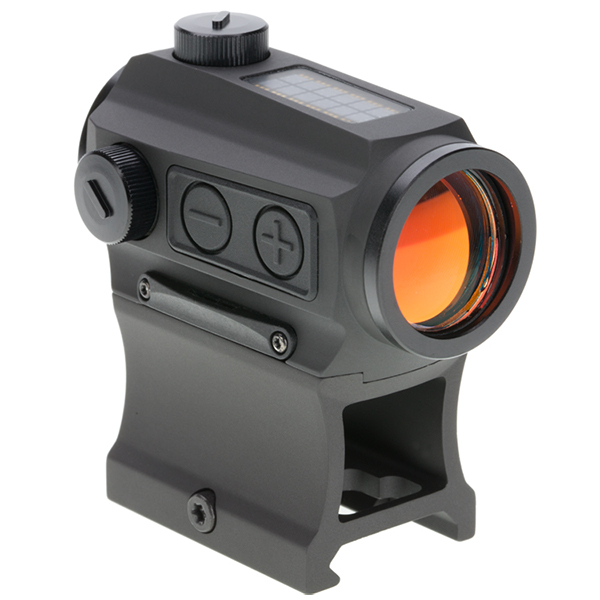 HOLOSUN 403C Elite SOLAR Green Dot Sight With Picatinny Mount